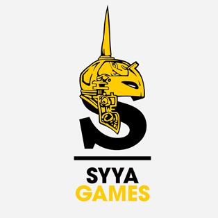 SYYA GAMES Logo